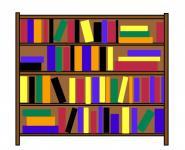 bookself-clip-art